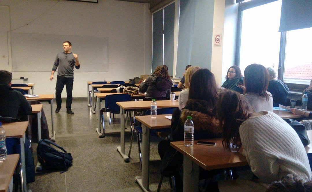 IDEANNOVASHIP Info day at the University of Thessaly