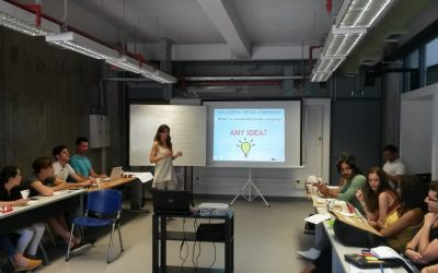 In Greece the training of IDEANNOVASHIP project